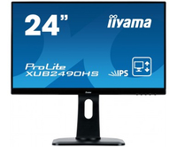 "iiyama ProLite XUB2490HS-B1 23.8"" Full HD AH-IPS Opaco Nero monitor piatto per PC LED display"