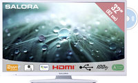 "Salora 32LED9115CDW 32"" HD Bianco LED TV"