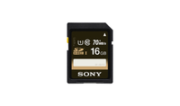 Sony SF16UY2/TQ 16GB SDHC UHS-I Classe 10 memoria flash