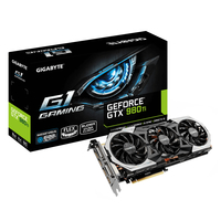 Gigabyte GF GV-N98TG1 GAMING-6GD GeForce GTX 980 Ti 6GB GDDR5