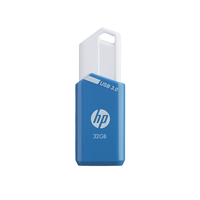HP x755w 32GB 32GB USB 3.0 (3.1 Gen 1) Tipo-A Blu unità flash USB