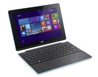 "Acer Aspire Switch 10 E SW3-013 1.33GHz Z3735F 10.1"" 1280 x 800Pixel Touch screen Nero, Blu Ibrido (2 in 1)"
