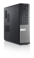 DELL OptiPlex 7010 3.4GHz i7-3770 Scrivania Nero, Argento PC