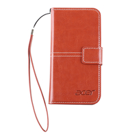 Acer Leather Wallet Jade Z Brown Custodia a borsellino Marrone