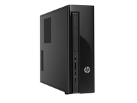 HP Slimline 450-011in 3.7GHz i3-4170 Nero PC