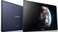 Lenovo IdeaTab A10-70 16GB 3G 4G Nero, Blu tablet