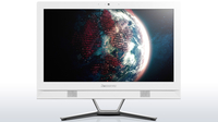 "Lenovo C C40-05 1.8GHz A6-6310 21.5"" 1920 x 1080Pixel Touch screen Bianco PC All-in-one"