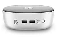 HP Pavilion 300-105d 2GHz i3-5005U Argento Mini PC