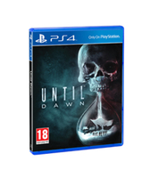 Sony Until Dawn PS4 Basic PlayStation 4 videogioco