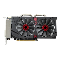 ASUS STRIX-R7370-DC2OC-2GD5-GAMING Radeon R7 370 2GB GDDR5