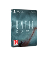 Sony Until Dawn Steelbook Edition PS4 Base+DLC PlayStation 4 Tedesca videogioco