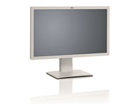 "Fujitsu Displays P27T-7 27"" Wide Quad HD IPS Bianco monitor piatto per PC"