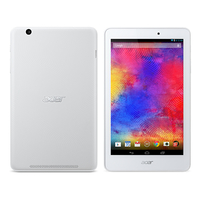 Acer Iconia B1-810 16GB Bianco tablet