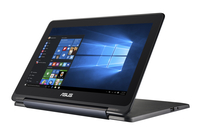 "ASUS Transformer Book Flip TP200SA-FV0047T 1.6GHz N3050 11.6"" 1366 x 768Pixel Touch screen Blu Ibrido (2 in 1) notebook/portatile"