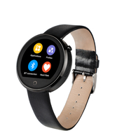"Hannspree Pulse 1.22"" OLED 46g Nero smartwatch"