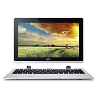 "Acer Aspire Switch 11 SW5-171P-87GQ 1.6GHz i5-4202Y 11.6"" 1920 x 1080Pixel Touch screen Argento Ibrido (2 in 1)"