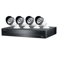 Samsung SDH-B3040 Video Security System Cablato 4canali kit di videosorveglianza