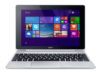 "Acer Aspire Switch 10 SW5-015-15MT 1.33GHz Z3735F 10.1"" 1920 x 1200Pixel Touch screen Bianco Computer portatile"