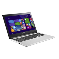 "ASUS TP500LA 2.2GHz i5-5200U 15.6"" 1366 x 768Pixel Touch screen Nero, Acciaio inossidabile Ibrido (2 in 1)"
