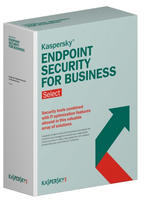 Kaspersky Lab Endpoint Security for Business Select, 100-149U, 3Y, C/U Base license 100 - 149utente(i) 3anno/i