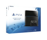 Sony PlayStation 4 Ultimate Player 1TB Edition 1000GB Wi-Fi Nero