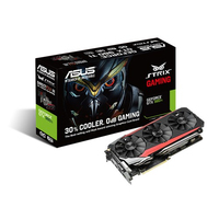 ASUS STRIX-GTX980TI-DC3OC-6GD5-GAMING GeForce GTX 980 Ti 6GB GDDR5
