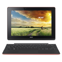 "Acer Aspire Switch 10 E SW3-013-12ZY 1.33GHz Z3735F 10.1"" 1280 x 800Pixel Touch screen Corallo Ibrido (2 in 1)"