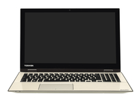 "Toshiba Satellite Radius 15 P50W-C-102 2.2GHz i5-5200U 15.6"" 1920 x 1080Pixel Touch screen Nero, Oro Ibrido (2 in 1)"