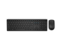 DELL KM636 RF Wireless QWERTY Pan Nordic Nero tastiera
