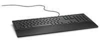 DELL KB216 QWERTY Pan Nordic Nero tastiera