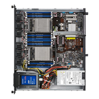 ASUS RS400-E8-PS2 Intel C612 LGA 2011-v3 1U