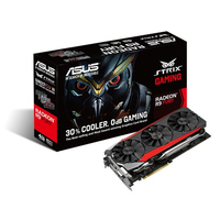 ASUS STRIX-R9FURY-DC3-4G-GAMING Radeon R9 Fury 4GB High Bandwidth Memory (HBM)