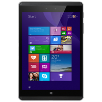 HP Pro Tablet 608 G1 128GB 3G 4G Nero tablet