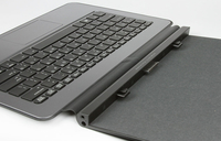 HP 784194-031 QWERTY Inglese UK Nero tastiera per dispositivo mobile