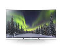 "Sony KD-55S8505C 55"" 4K Ultra HD Compatibilità 3D Wi-Fi Nero LED TV"