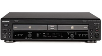Sony RCD-W100B HiFi CD player Nero CD player