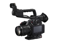 Canon Cinema EOS C100 Mark II + EF-S 18-135 Videocamera palmare 9.84MP CMOS Full HD Nero
