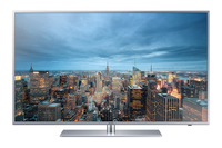 "Samsung UE55JU6410U 55"" 4K Ultra HD Smart TV Wi-Fi Metallico, Argento LED TV"