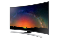 "Samsung UE48JS8500T 48"" 4K Ultra HD Compatibilità 3D Smart TV Wi-Fi Nero, Argento LED TV"