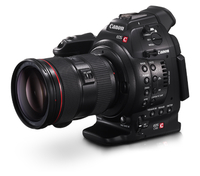 Canon Cinema EOS C100 DAF Videocamera palmare 9.84MP CMOS Full HD Nero