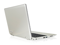 "Toshiba Satellite Radius 11 L10W-B-102 2.16GHz N3540 11.6"" 1366 x 768Pixel Touch screen Oro Ibrido (2 in 1)"