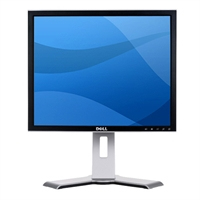 "DELL UltraSharp 1907FP 19"" Nero, Argento monitor piatto per PC"