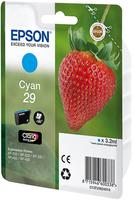 CARTUCCIA EPSON 29 CIANO C13T29824010