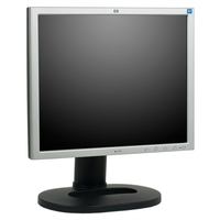 "HP L1925 19"" HD TFT Nero, Argento monitor piatto per PC"