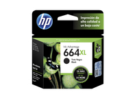 HP 664XL High Yield Black Original Ink Advantage Cartridge 480pagine Nero cartuccia d