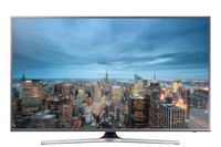 "Samsung UE55JU6850U 55"" 4K Ultra HD Compatibilità 3D Smart TV Wi-Fi Argento LED TV"