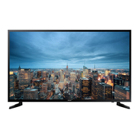 "Samsung UE48JU6050U 48"" 4K Ultra HD Compatibilità 3D Smart TV Wi-Fi Nero LED TV"