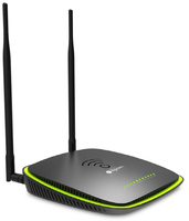 Digicom RAW1200-T06 Dual-band (2.4 GHz/5 GHz) Gigabit Ethernet Nero, Verde router wireless