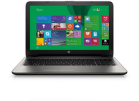 "HP 15-ac120nr 2GHz i3-5005U 15.6"" 1366 x 768Pixel Touch screen Argento Computer portatile"
