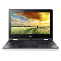 "Acer Aspire R 11 R3-131T-C3UK 1.6GHz N3050 11.6"" 1366 x 768Pixel Touch screen Nero, Bianco Ibrido (2 in 1)"